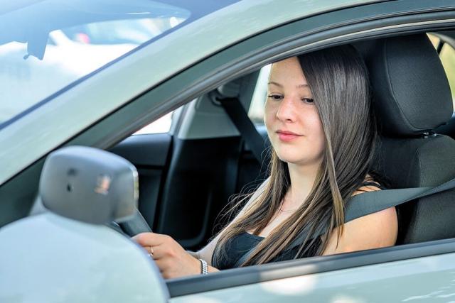 Plac manewrowy - Wczasy z prawem jazdy