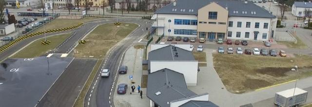 Plac manewrowy - WORD Krosno